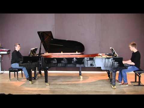 Дебюсси Клод - La Mer (2p) Schumann-Debussy Six etudes en forme de Canon (2p)
