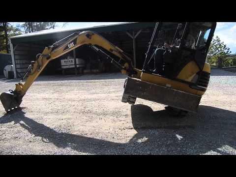 Caterpillar  mini excavator C&C Equipment 812-336-2894
