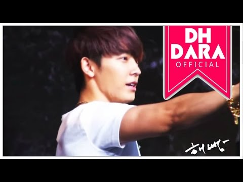 [DH&DARA] [ENG. SUB.] DONGHAE MENTION 2NE1 DARA IN PUBLIC (PART 2)