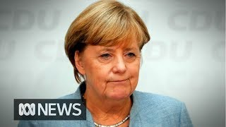Angela Merkel to step down as German Chancellor | ABC News