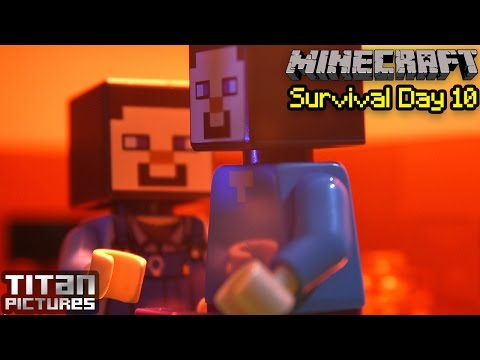 Lego Minecraft Survival 10