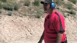 Rob Leatham - Training with Action Target Hostage Target
