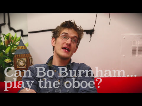 The internet interviews... Bo Burnham