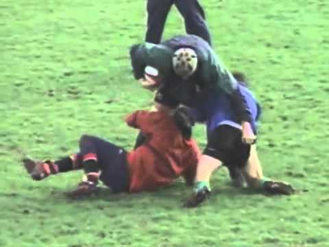 Jackass - London Irish Rugby video