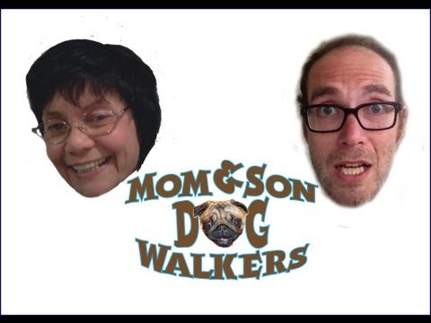 Hbdc Studios: Mom & Son Dogwalkers - Blame The Pug video