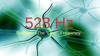 Heilmusik 528 Hz, Repair DNA, Healing tones of love