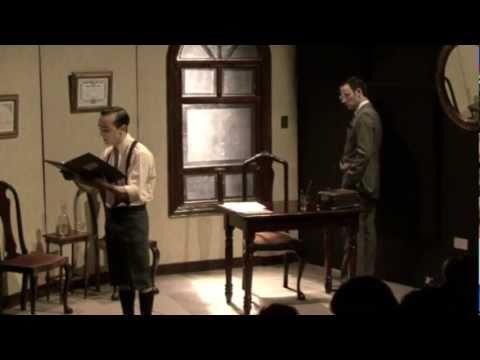 Los Invertidos Trailer Teatral