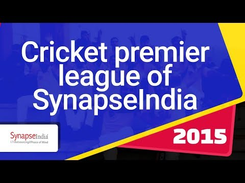 SynapseIndia reviews for Winners at Cricket Premier League 2015