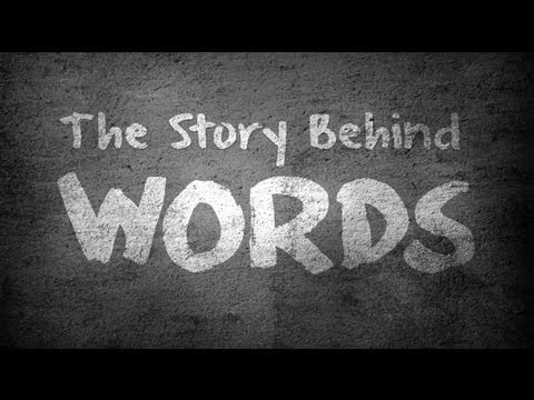 "Story Behind The Song ""Words"" 
