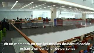 Page One: Inside The New York Times Trailer 2011 - subtitulado