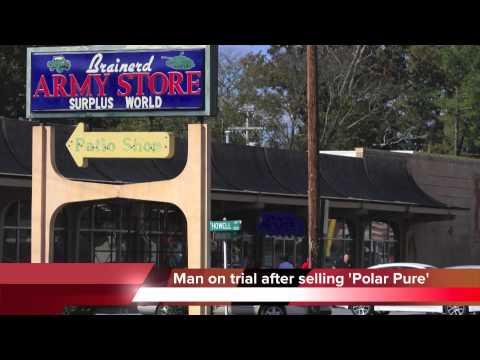 Polar Pure: One man's iodine is another man's meth