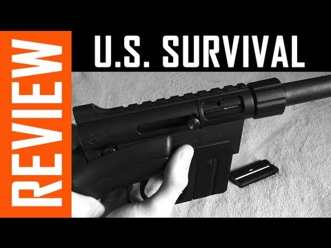 Henry AR-7 Survival Rifle - In Depth Review!