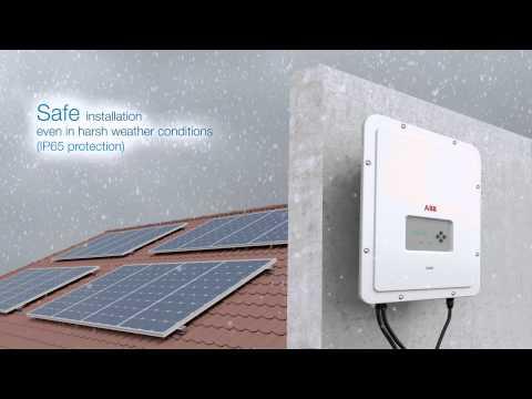 ABB solar inverters – UNO-2.0/3.0/3.6/4.2-TL