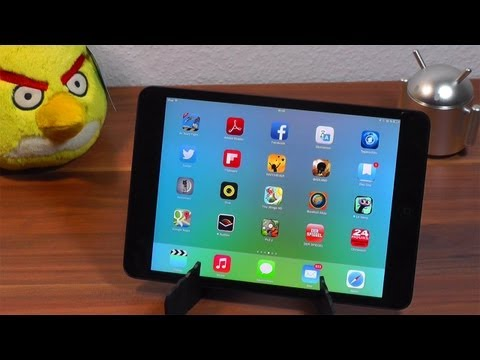Top 15 iOS 7 Apps fürs iPad und Apple iPad Mini - Deutsch | German