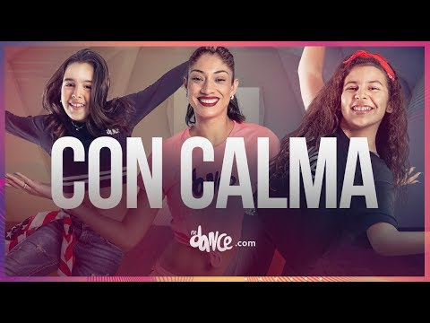 Con Calma - Daddy Yankee Part. Snow (Coreografia Oficial) Dance Video