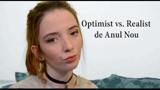 Optimist vs. Realist de Anul Nou