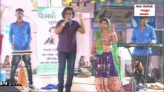 Gujarati Live Garba Song - Mara Sapna Ma Popat Aayo Re