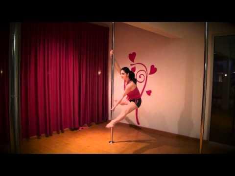 Olala Pole Dance & Fitness: Basics video