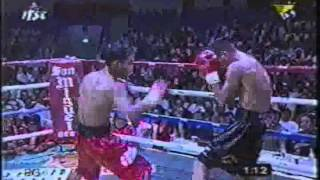 NEDAL HUSSIEN vs MANNY PACQUIAO - 2000