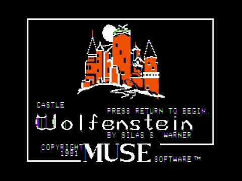 Castle Wolfenstein for the Apple II