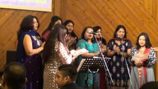 Ghar ghar mangal (song by ladies)