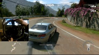 DriveClub w/T300RS GoPro first Wheel Impressions Racing/Drifting