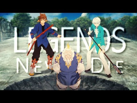Tales of Zestiria {Legends Never Die}