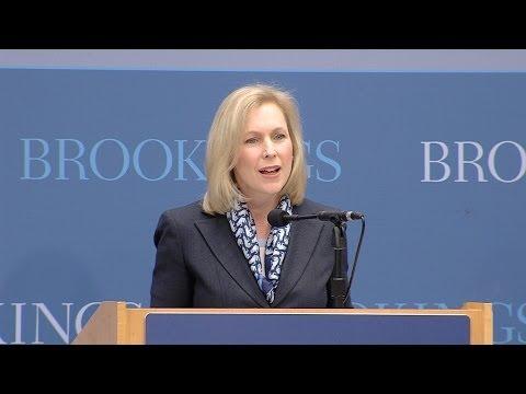 Social Mobility Summit: Keynote Remarks by Senator Kirsten Gillibrand