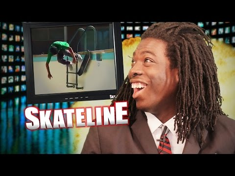 SKATELINE - Kyle Walker For SOTY? Skateboarding Uber, Jonathan Perez, Dew's Supersnake & More