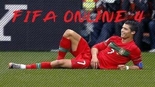 FIFA ONLINE 4!!  ฉันคือโรนัลโด้!! LIVE STREAM!!