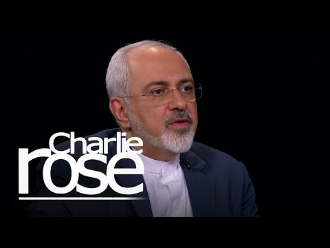 Iran's Mohammad Javad Zarif on the U.S. (Apr. 29, 2015) | Charlie Rose