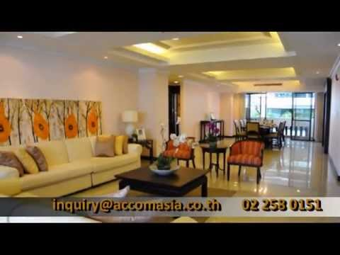 APARTMENT FOR RENT IN SUKHUMVIT – BANGKOK / ASOK BTS AND SUKHUMVIT MRT.
