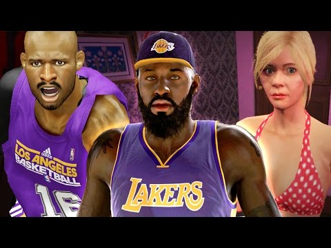 The NBA 2k16 Horsley My Career Story Ep. 8 of 10 - Summer League w/Lakers! Another Distraction?