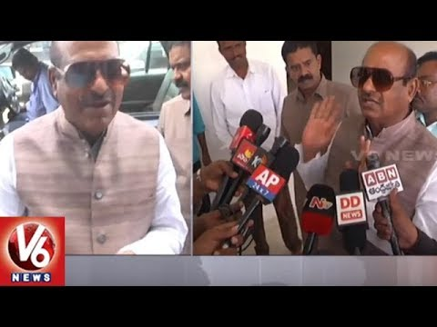 TDP MP JC Diwakar Reddy Criticizes PM Modi Over AP Special Status | V6 News