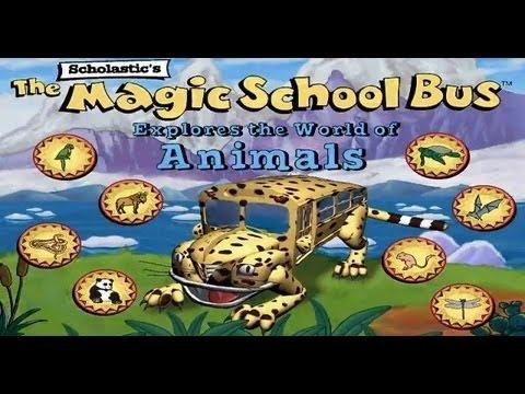 The Magic School Bus Kids Names Magic School Bus Explores