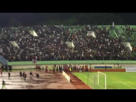 Euforia kemenangan Persis Solo vs PPSM Magelang laga pembuka liga 2 2017