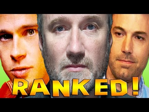 David Fincher Movies Ranked