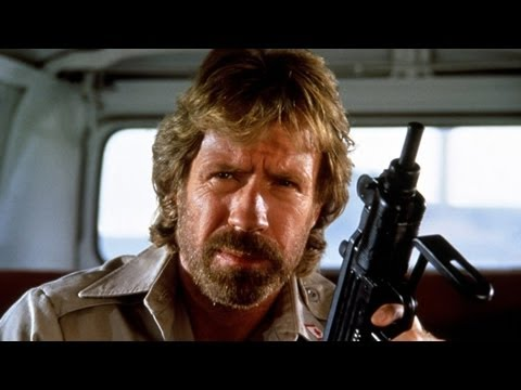 Top 10 Chuck Norris Moments Music Videos