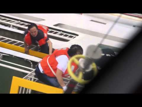 Ferry carrying students sinks off South Korea