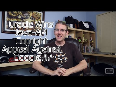 CM11 Nightlies for HTC M8, Oracle Wins Java API Copright Appeal Against Google?!?