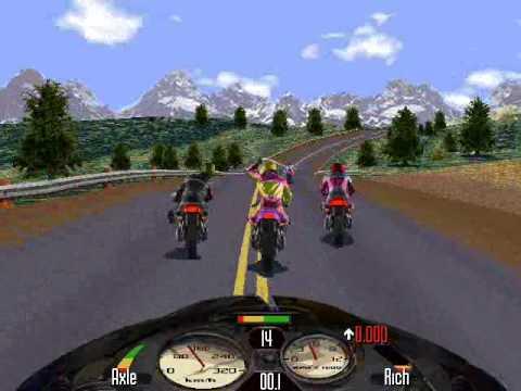 Road Rash (PC) Game Review
