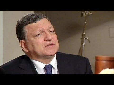 Barroso: Εrweiterung hat EU sicherer und stärker gemacht