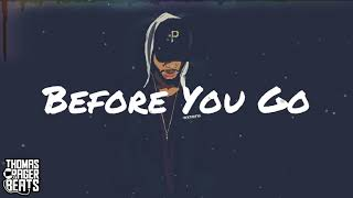 "Bryson Tiller X Kendrick Lamar Type Beat ""Before You Go"" - Prod. @thomascrager X DG Beats"