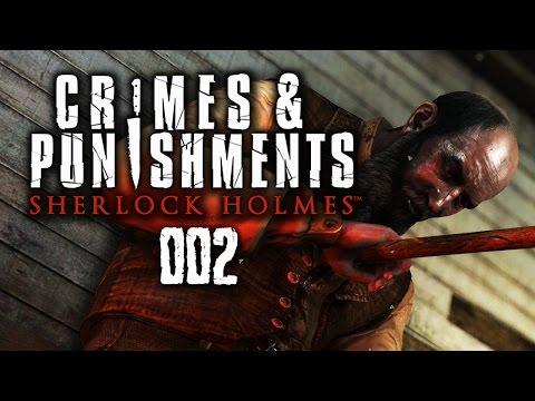 SHERLOCK HOLMES: CRIMES AND PUNISHMENTS #002 - Einbrecher und die mysteriöse Gisela [HD+]