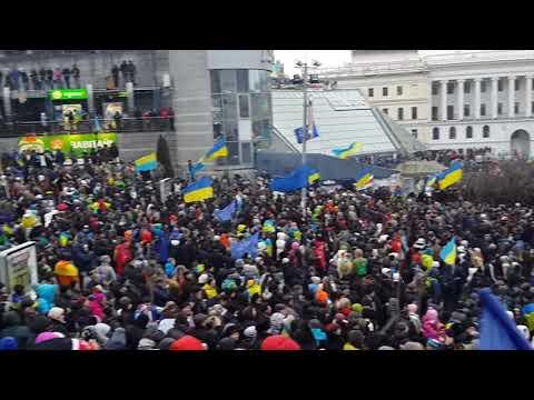 Євромайдан в Киеве 08.12.2013