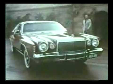 Ricardo Montalban - 1975 Chrysler Cordoba Commercial