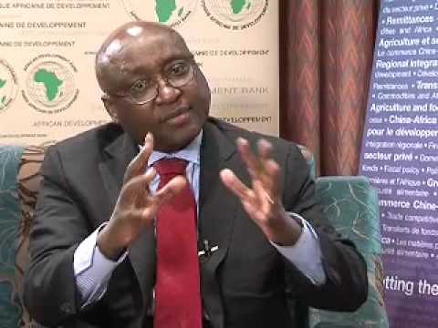 African Economic Conference, Dr. Donald Kaberuka - President of the African Development Bank