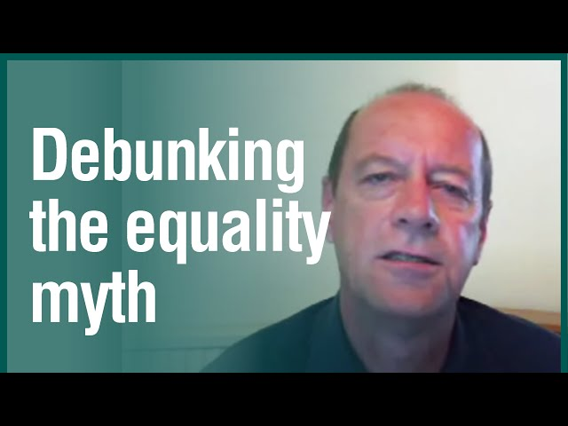 Peter Saunders - Debunking the equality myth: A critique of 'The Spirit Level'