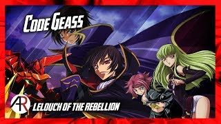 Code Geass Anime Review   Over 10 years old now, does it still hold up?
