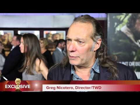 """The Walking Dead"" Premiere: HFPA Exclusive"